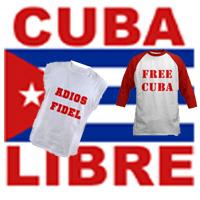 Free Cuba and Adios Fidel Castro