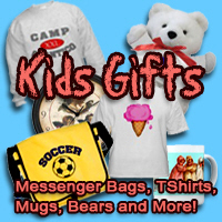Everything for Kids! Gifts, shirts, teddy bears