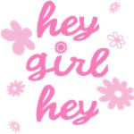 Hey Girl Hey on T shirts and More!