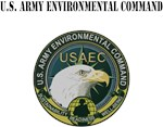 DUI - U.S.Army Environmental Cmd with text