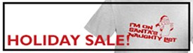 HOLIDAY SALE! Select items