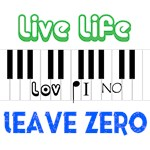 Live Love Leave Zero Section