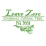 Leave Zero Organic Cotton T-Shirts
