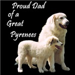 Proud Dad of a Great Pyrenees