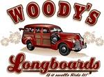 WOODIE'S LONG BOARDS