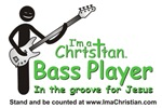 I'm a Christian Bass Player, 4-string (tag)