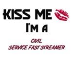 Kiss Me I'm a CIVIL SERVICE FAST STREAMER