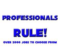 Professionals Rule