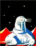 Space Walrus on Mars