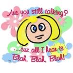 Are U Still Talking?