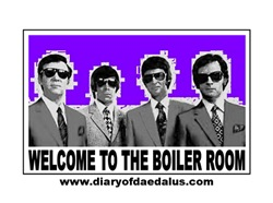 Welcome To The Boiler Room