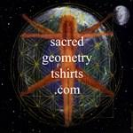 sacred geometry tshirts