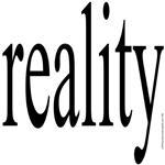 286b. reality. .