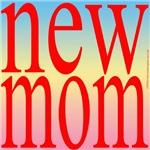 109.new mom [ red rainbow back]