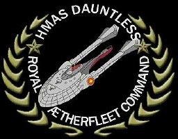 HMAS Dauntless