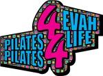 Pilates 4 Life - Blue/Pink