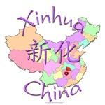Xinhua, China