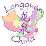 Longquan, China...