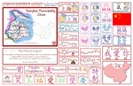 Shanghai Scrapbooking Map
