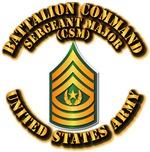 Battalion Command Sergeant Major