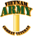 2nd Lt - Vietnam - Cbt Vet D