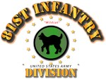 81st Infantry Division - Wildcat
