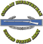 Army - CIB - 1st Award