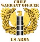 Army - Emblem - CW4