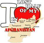 I Lost Half of My Heart in Afghanistan