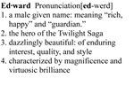 Edward Definition