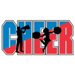 Cheerleader CHEER T-Shirts and Gifts