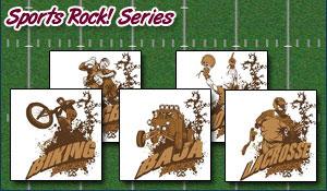 Sports Rock! Series