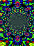 Groovy Fractal Pansy