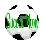 Soccer Mom Soccer Ball - Green