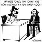 How Dracula Got AIDS