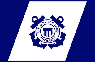 <P>Coast Guard Auxiliary<BR> Flag
