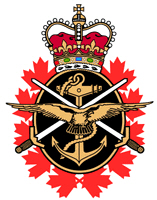 Canadian Forces Coat Of Arms