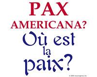 Pax Americana (French)