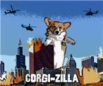 Corgi-Zilla