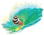 SUMMER CONE SURFING