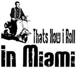 Vespa Scooter Miami