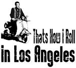 Vespa Scooter Los Angeles