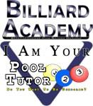 Funny Billiards Academy Design