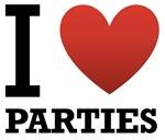 I Love Parties