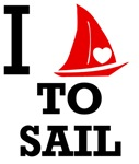 I Love to Sail