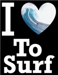I Love to Surf