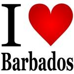 I Love Barbados