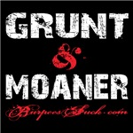 GRUNT & MOANER