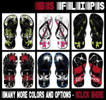 BS FLIP FLOPS