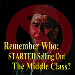 Reagan SoldOut the MiddleClass